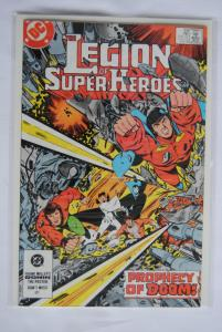 Legion of Super-Heroes 308