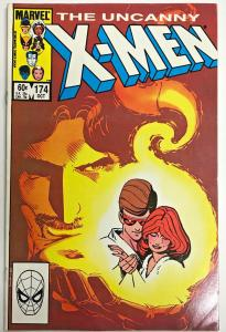 UNCANNY X-MEN#174 FN/VF 1983 MARVEL BRONZE AGE COMICS