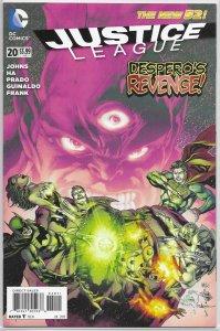 Justice League   vol. 2   # 20 FN (New 52)