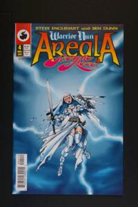 Warrior Nun Areala: Scorpio Rose #4 March 1997. Antarctic