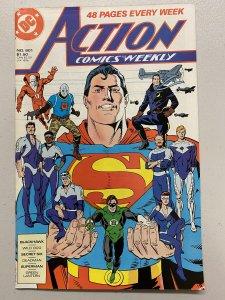 Action Comics Weekly #601 (1988) E1
