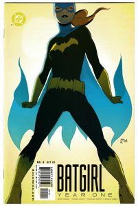 Batgirl Year One #9 (DC, 2003)