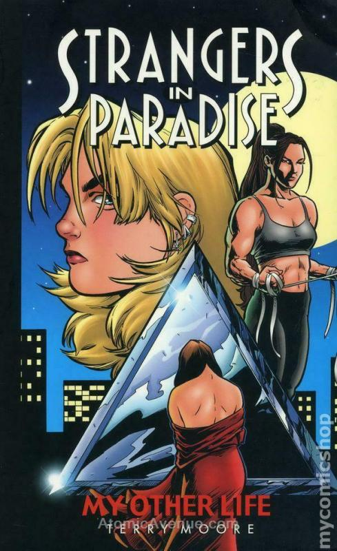 Strangers in Paradise (3rd Series) TPB #8 VF/NM; Image | save on shipping - deta