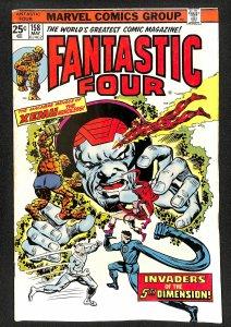 Fantastic Four #158