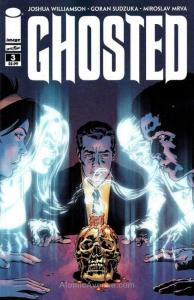 Ghosted #3 VF/NM; Image | save on shipping - details inside