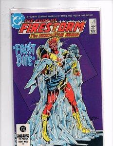 DC Comics The Fury of Firestorm #20 Killer Frost Firehawk