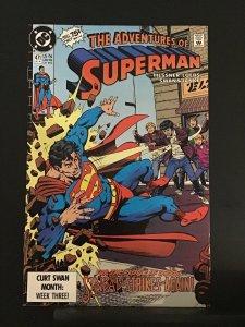 Adventures of Superman #471 (1990)