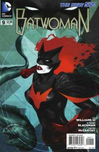 Batwoman (2nd Series) #9 VF/NM; DC | save on shipping - details inside