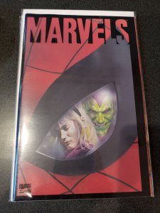 MARVELS #4 ALEX ROSS COVER