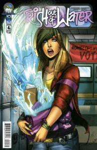 Trish Out of Water (Vol. 1) #4C VF/NM; Aspen | save on shipping - details inside