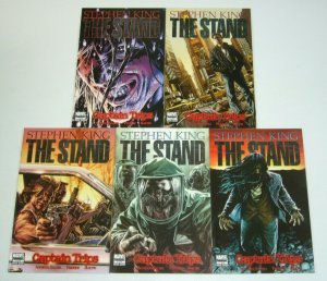 Stephen King's the Stand: Captain Trips #1-5 VF/NM complete series set lot 2 3 4