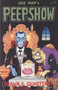 Peepshow #7 VF/NM; Drawn and Quarterly | save on shipping - details inside