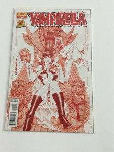 VAMPIRELLA #25 1:25 DF EXCLUSIVE COVER LIMITED TO 425 COPIES WITH COA NM.