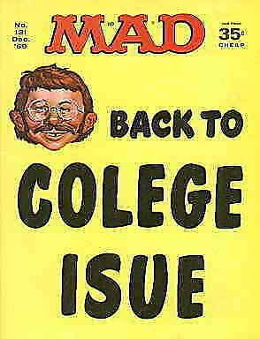 Mad #131 VF; E.C | save on shipping - details inside
