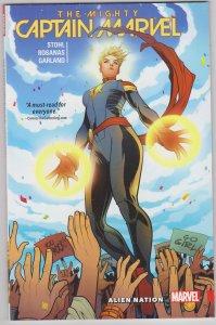 Mighty Captain Marvel: Alien Nation