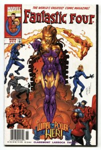 Fantastic Four #11-1996 First Ayesha / HER / PARAGON Marvel