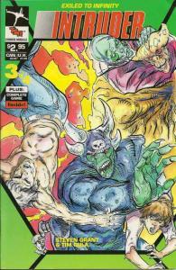 Intruder Comics Module #3 VF/NM; TSR | save on shipping - details inside