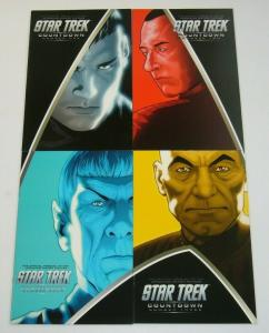 Star Trek: Countdown #1-4 VF/NM complete series - prequel to the reboot movie