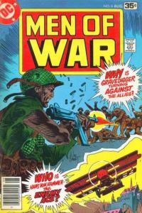 Men of War (1977 series) #8, NM- (Stock photo)