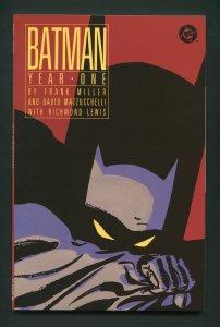 Batman: Year One Trade Paperback / VFN/NM 1st Print  1988