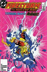 Fury of Firestorm, The #61 VF/NM; DC | save on shipping - details inside