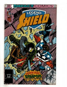 Legend of the Shield #4 (1991) YY4