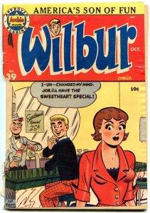 Wilbur #39 1951- ice cream cover- Headlight cover -Mexican characters FAIR
