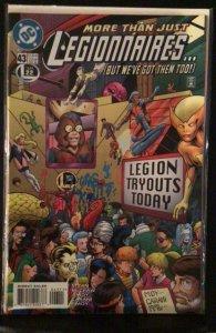 Legionnaires #43 (1996)