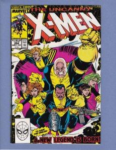X-Men #254 VF/NM