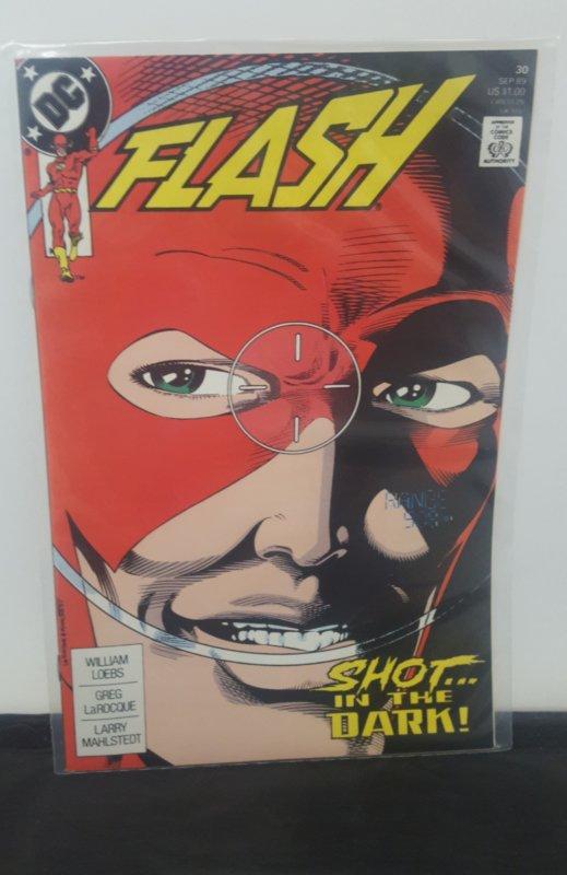 The Flash #30 (1989)