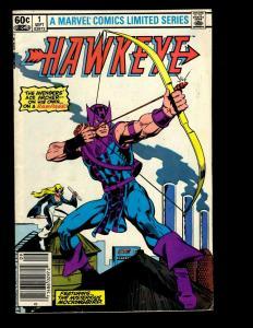 10 Comics Hawkeye # 1 2 3 4 Guardians of the Galaxy # 38 39 54 55 Annual 2 1 EK6