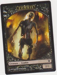Magic the Gathering: Innistrad - Zombie