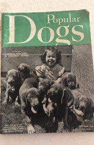 Popular Dogs Magazine, Nov.1950