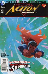 Action Comics (2nd Series) #51 (2nd) VF/NM; DC | save on shipping - details insi