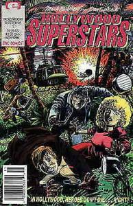 Hollywood Superstars #1 VF/NM; Epic | save on shipping - details inside
