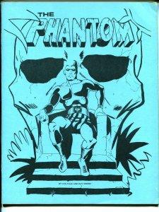 Phantom #1 1973-comic strips-Lee Falk & Ray Moore-1st issue-FN/VF
