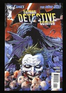 Detective Comics (2011) #1 NM 9.4 Batman New 52!