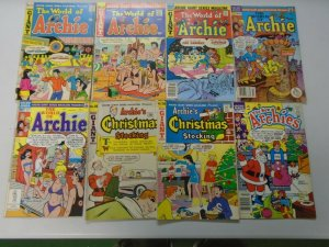Bronze + Copper age Archie comic lot 42 different issues avg 4.0 VG