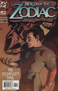 Reign of the Zodiac #4 FN; DC | save on shipping - details inside
