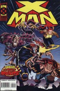 X-Man #2, NM (Stock photo)