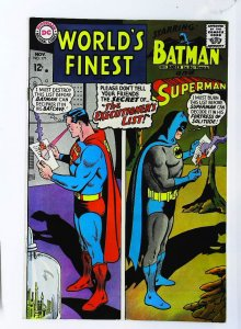World's Finest Comics #171, VF- (Actual scan)
