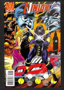 Ninjak #22 (1995)