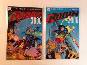 Robin 3000 1-2 Complete Near Mint Lot Set Run