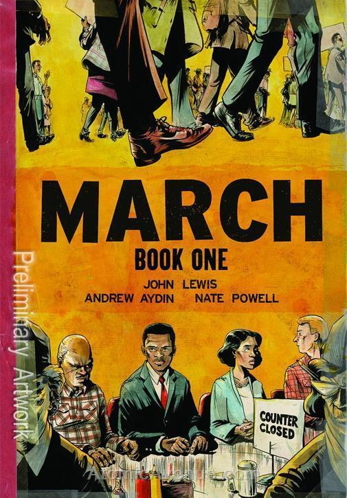 March #1 (2nd) VF/NM; Top Shelf | save on shipping - details inside