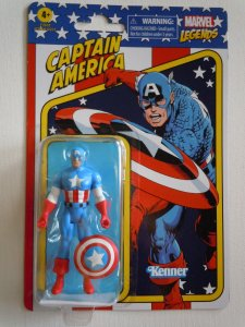 Captain America Marvel Legends RETRO 3.75 Collection (2021)