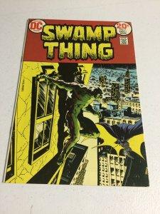 Swamp Thing 7 Nm- Near Mint- 9.2 Swamp Thing Meets Batman DC Comics