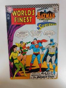 World's Finest Comics #164 (1967)