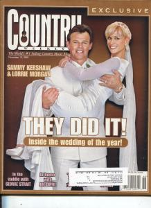 Country Weekly-Lori Morgan-Sammy Kershaw-Joe Diffie-Aaron Tippin-May-2001