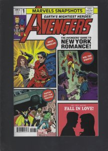 Marvel Snapshots: Avengers #1