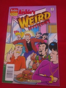 Archies Comics 2000 Archie's Weird Mysteries #5 NM